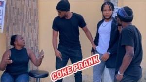 Zfancy Comedy – AFRICAN COKE PRANK